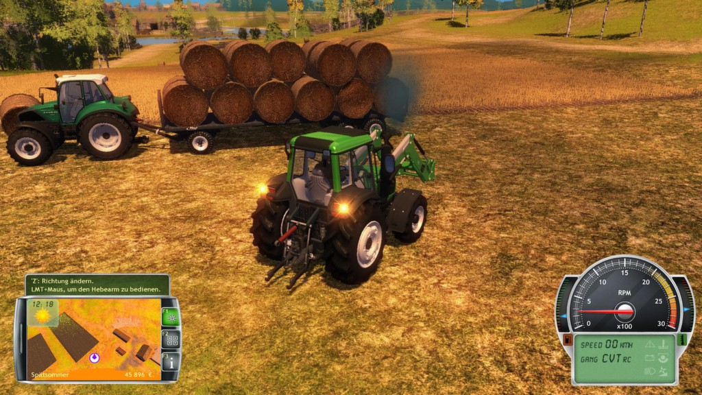 Farming Simulator 2014 Game  Full Version For Pc